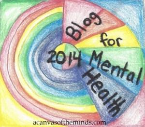 blogging mental health
